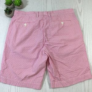 Polo by Ralph Lauren Shorts - Polo Ralph Lauren   Suffield Fit Seersucker Shorts